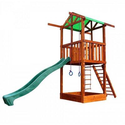 Игровая детская площадка Babyland-1 производства SportBaby - главное фото