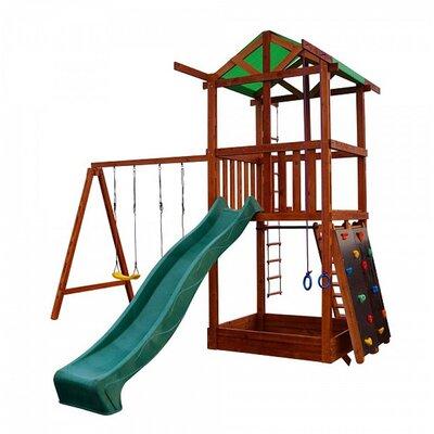 Игровой комплекс для детей Babyland-4 производства SportBaby - главное фото