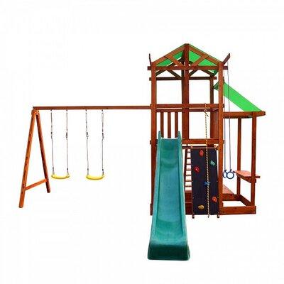 Детский игровой комплекс Babyland-7 производства SportBaby - главное фото
