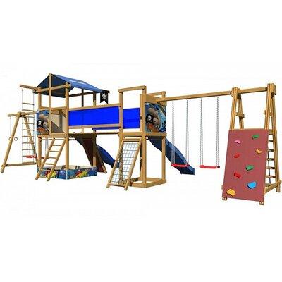 Детская площадка SportBaby-13 производства SportBaby - главное фото
