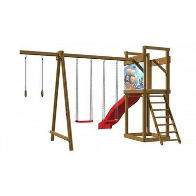 Детская площадка SportBaby-4 производства SportBaby - главное фото