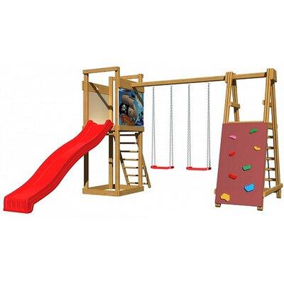 Детская площадка SportBaby-6 производства SportBaby - главное фото