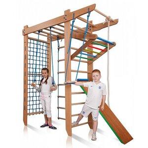 Детский спортивный уголок с рукоходом Гимнаст 5-240
