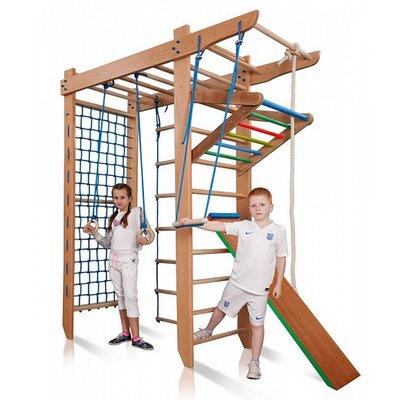 Детский спортивный уголок с рукоходом Гимнаст 5-240 производства SportBaby - главное фото