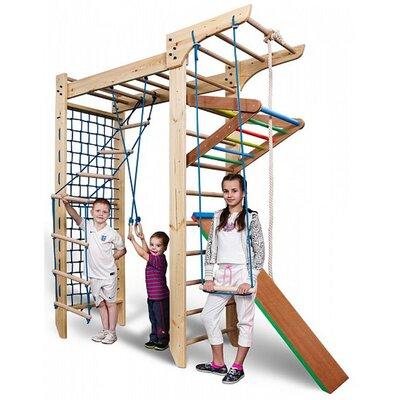 П-образный детский уголок Kinder 5-240 производства SportBaby - главное фото