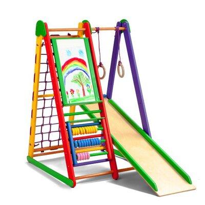 Детский спортивный уголок для дома Kind-Start производства SportBaby - главное фото