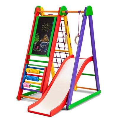 Детский спортивный уголок для дома Kind-Start -2 производства SportBaby - главное фото