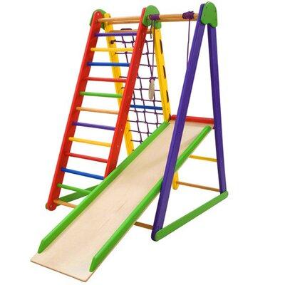 Детский спортивный уголок для дома Kind-Start-3 производства SportBaby - главное фото