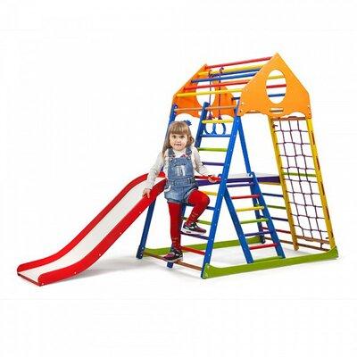 Детский спортивный комплекс KindWood Color Plus 2 производства SportBaby - главное фото
