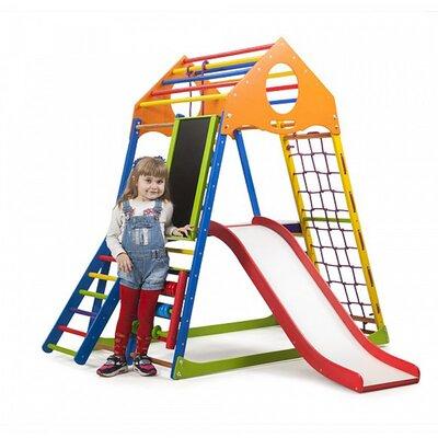 Детский спортивный комплекс KindWood Color Plus 3 производства SportBaby - главное фото