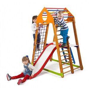 Детский спортивный комплекс BambinoWood Plus 2