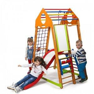 Детский спортивный комплекс BambinoWood Plus 3
