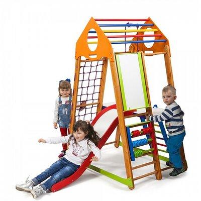 Детский спортивный комплекс BambinoWood Plus 3 производства SportBaby - главное фото