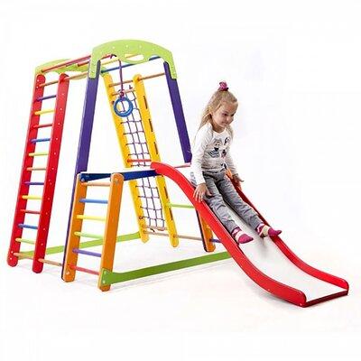 Детский спортивный уголок- Кроха - 1 Plus 1-1 производства SportBaby - главное фото