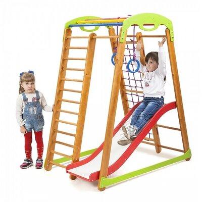 Детский спортивный уголок - Кроха - 2 Plus 1 производства SportBaby - главное фото