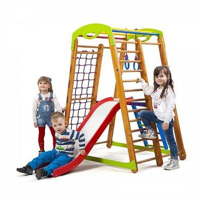 Детский спортивный уголок - Кроха - 2 Plus 2 производства SportBaby - главное фото