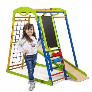 Детский спортивный комплекс для дома SportWood Plus