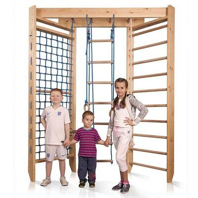 Спортивная стенка для детей Sport 4-240 производства SportBaby - главное фото