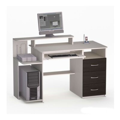 Компьютерный стол - Микс 49 производства Flashnika - главное фото