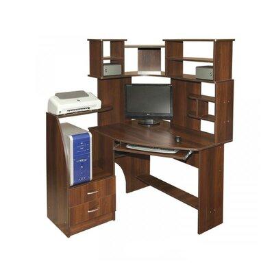 Компьютерный стол - Ника 14 производства Flashnika - главное фото