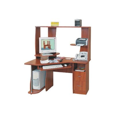 Компьютерный стол - Ника Ундина производства Flashnika - главное фото
