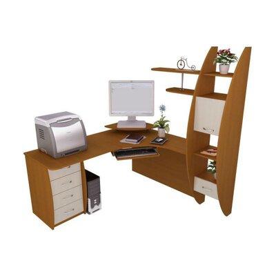 Компьютерный стол - Ника 53 производства Flashnika - главное фото