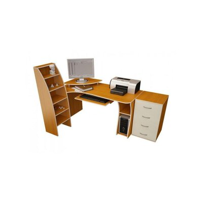 Компьютерный стол - Ника 55 производства Flashnika - главное фото