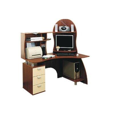 Компьютерный стол - Ника Амальтея производства Flashnika - главное фото