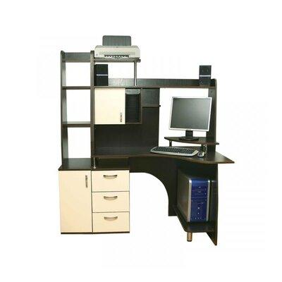 Компьютерный стол Ника 6 производства Flashnika - главное фото