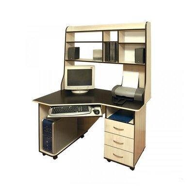 Компьютерный стол - Ника 16 производства Flashnika - главное фото