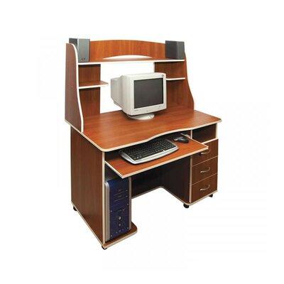 Компьютерный стол - Ника 10 производства Flashnika - главное фото