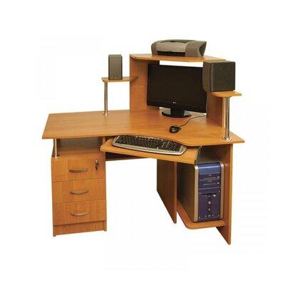 Компьютерный стол - Ника 4 производства Flashnika - главное фото