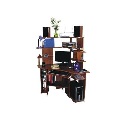 Компьютерный стол - Ника Ганимед производства Flashnika - главное фото