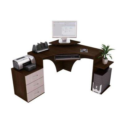 Компьютерный стол - Ника 51 производства Flashnika - главное фото