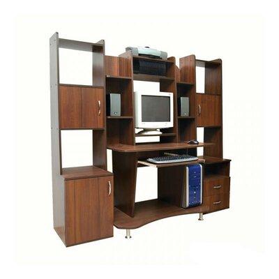 Компьютерный стол - Ника 45 производства Flashnika - главное фото