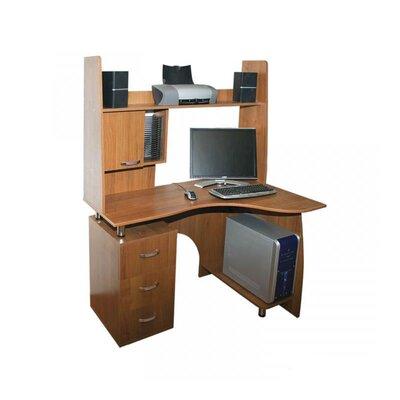 Компьютерный стол - Ника 8 производства Flashnika - главное фото