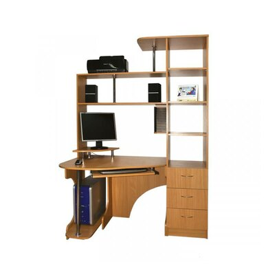 Компьютерный стол - Ника 30 производства Flashnika - главное фото