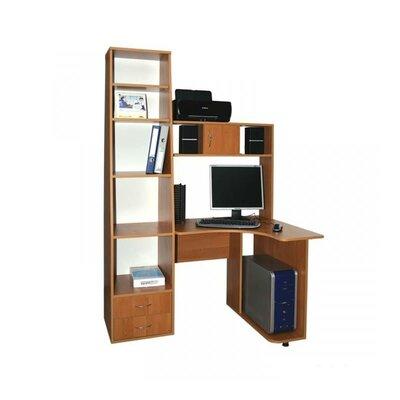 Компьютерный стол - Ника 13 производства Flashnika - главное фото