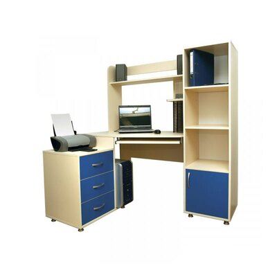 Компьютерный стол - Ника 36 производства Flashnika - главное фото