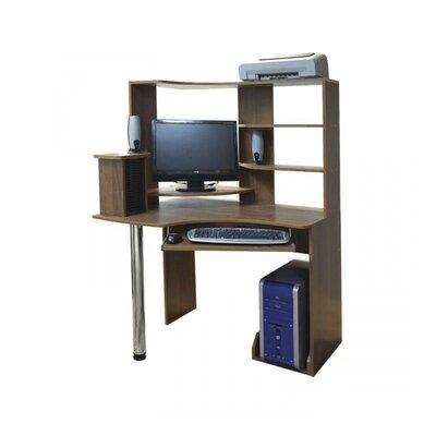 Компьютерный стол - Ника 37 производства Flashnika - главное фото