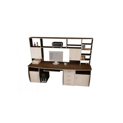 Компьютерный стол - Ника 57 производства Flashnika - главное фото
