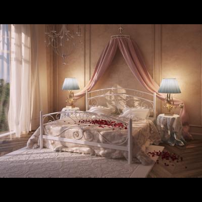 Двуспальная кровать Дармера