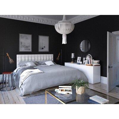 Двуспальная металлическая кровать Глория производства Tenero - главное фото