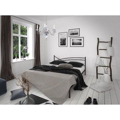 Двуспальная кровать Гвоздика производства Tenero - главное фото