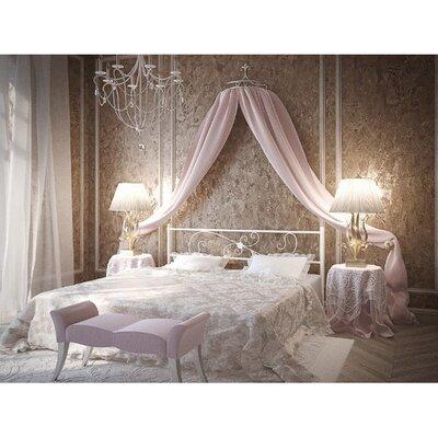Двуспальная кровать Хризантема производства Tenero - главное фото