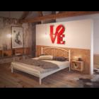 Двуспальная кровать Камелия