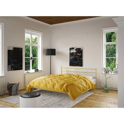 Двуспальная кровать Лаванда производства Tenero - главное фото