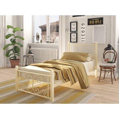 Подростковая кровать Нарцисс на деревянных ногах производства Tenero - главное фото