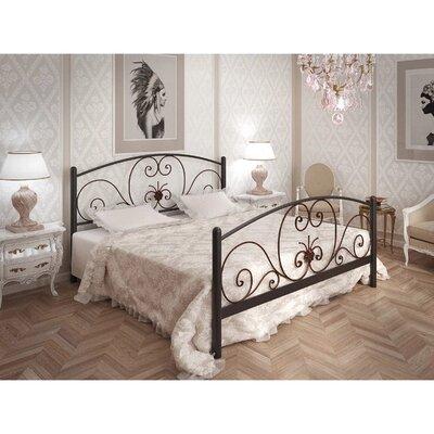 Двуспальная кровать Нимфея производства Tenero - главное фото