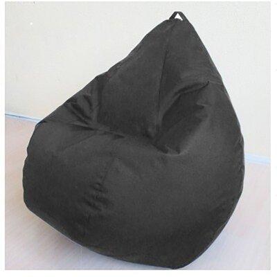 Кресло груша Оксфорд Черный производства TIA-SPORT - главное фото